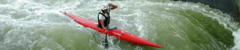 Canoeing & Whitewater Facility - Services